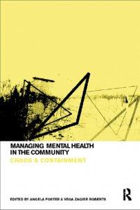 کتاب Managing Mental Health in the Community