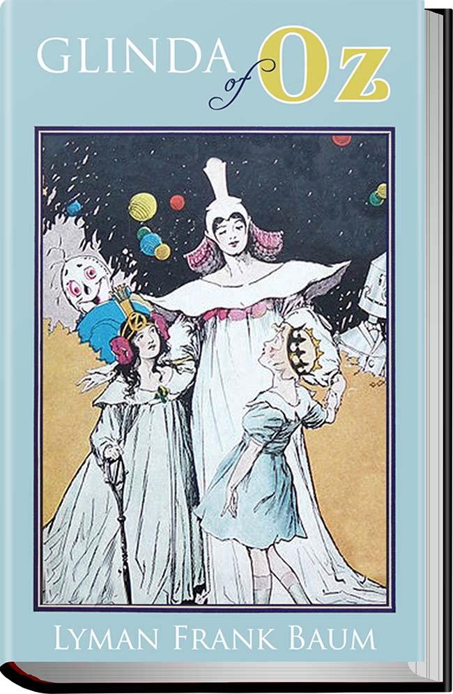 کتاب Glinda of Oz
