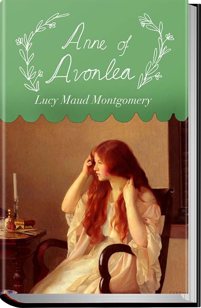 کتاب Anne of Avonlea