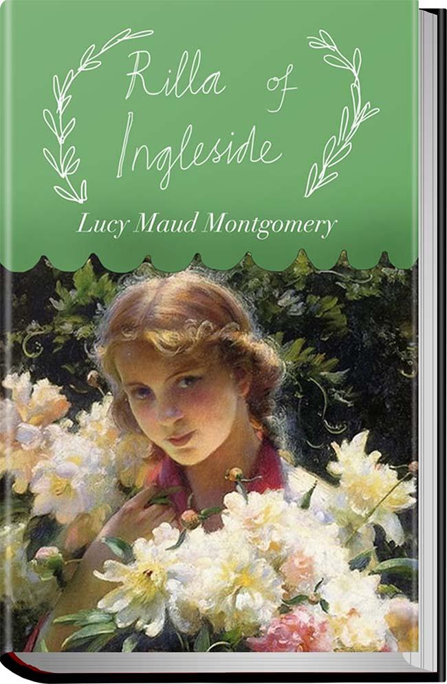 کتاب Rilla of Ingleside