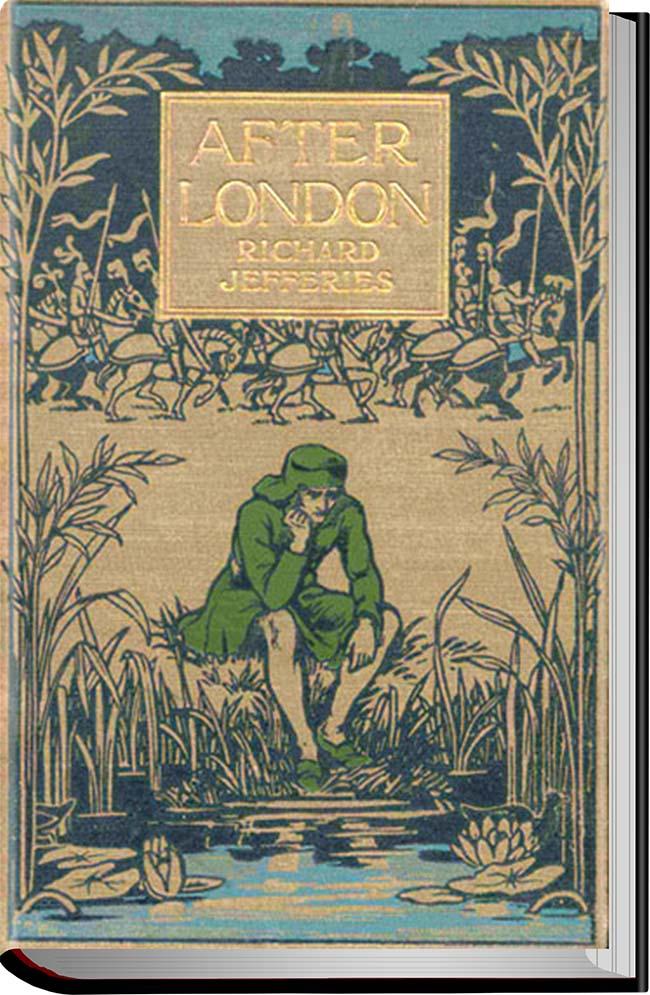کتاب After London