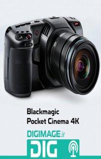 پادکست دیج ایمیج  - قسمت دوم - معرفی دوربین BlackMagic Pocket Cinema Camera ۴ K