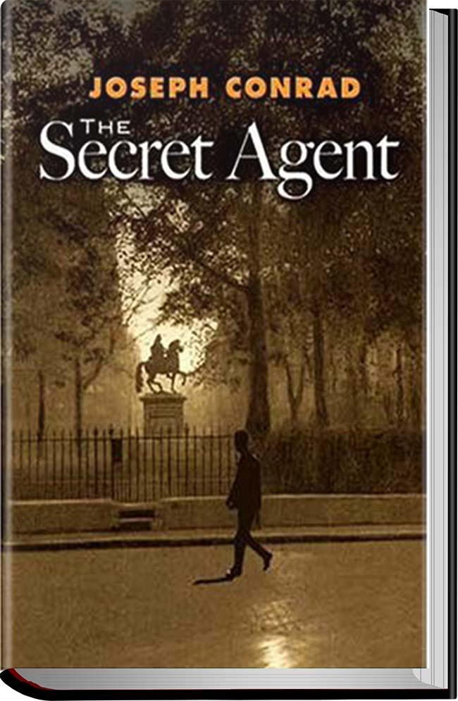 کتاب The Secret Agent