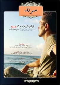 مجله ماهنامه سرند - شماره ۴۰