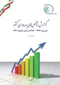 کتاب گزارش شاخصهای بهرهوری کشور