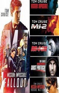 پادکست سینما گپ - نقد و بررسی فیلم Mission impossible