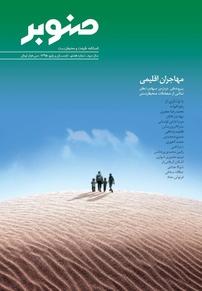 مجله فصلنامه صنوبر - شماره ۸