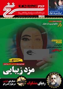 مجله دوهفتهنامه سرنخ - شماره ۳۶۴