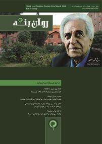 مجله ماهنامه روان بنه - شماره ۲۵