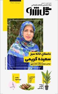 مجله گلشو - شماره ۲