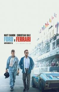 پادکست نقد و بررسی فیلم Ford v Ferrari