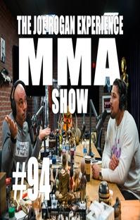 پادکست JRE MMA Show #94  with Brendan Schaub