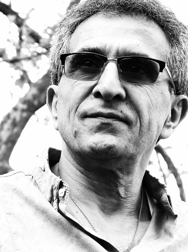 عکس عباس معروفی نویسنده مشهور ایرانی