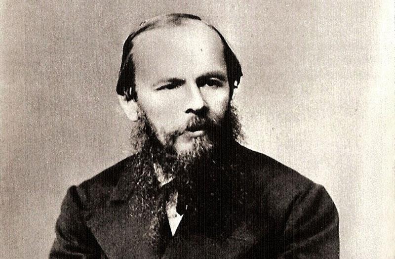 فیودور داستایوفسکی نویسنده مشهور روسی