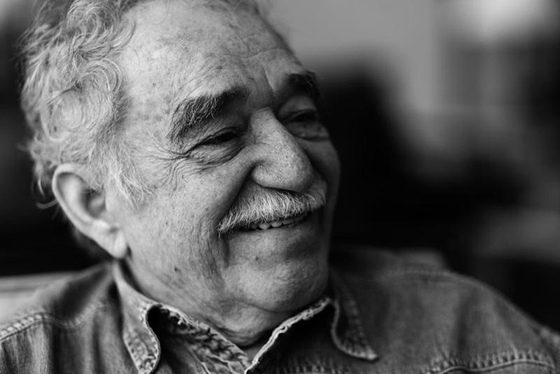 گابریل گارسیا مارکز  نویسنده و روزنامه نگار کلمبیایی